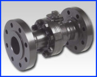 Balon Series F 600 RF CS Ball Valve